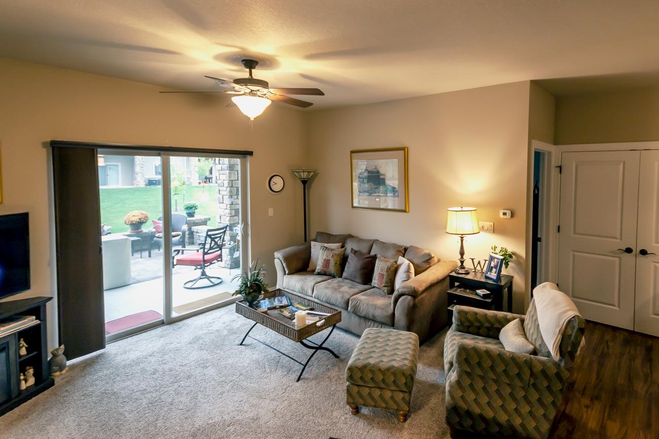 Suncrest living room