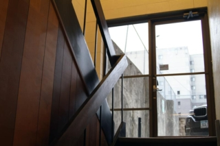 Chamberlynn Professional Building- Staircase