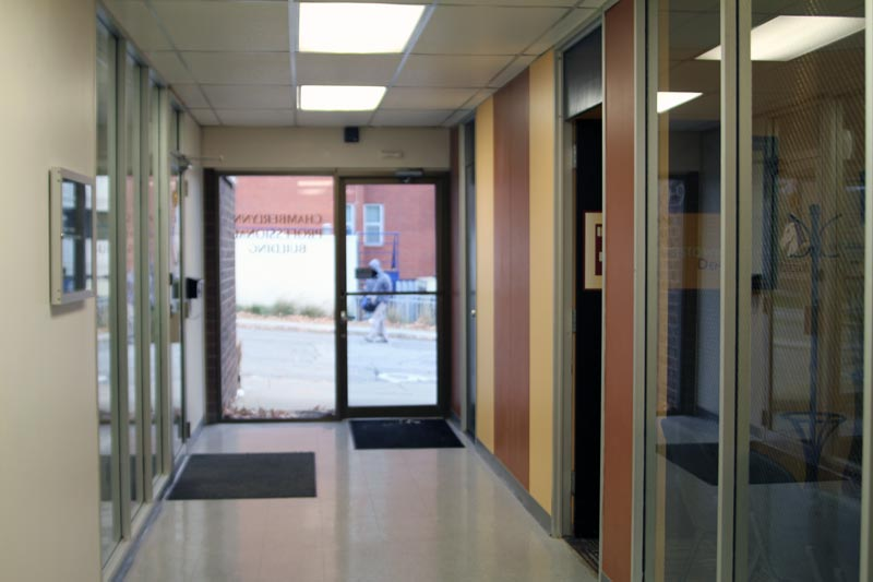 Chamberlynn Professional Building- Hallway