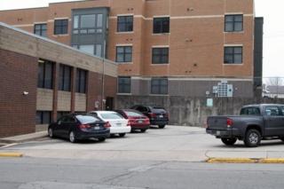 Chamberlynn Office Building - Parking Lot - Ames